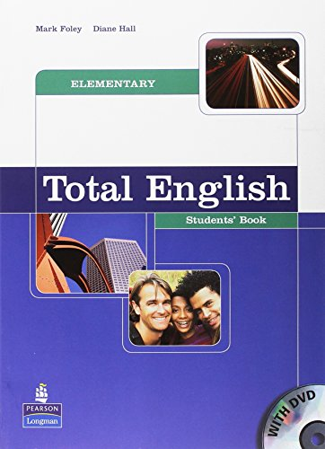 Total English Elementary Student's Book and DVD Pack (Paperback)