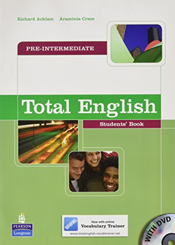 9781405815628: Total English Pre-Intermediate