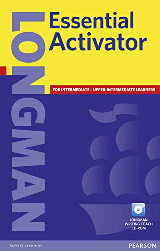9781405815680: Longman Essential Activator, New Edition, with CD-ROM (paper) (2nd Edition)