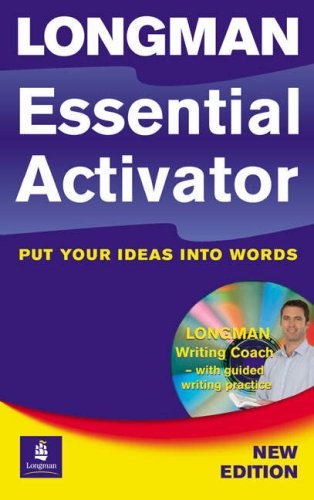 9781405815697: Longman Essential Activator, New Edition, with CD-ROM (hardcover) (2nd Edition)
