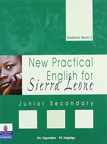 9781405816908: New Practical English for Sierra Leone JSS Students Book 2: Junior Secondary Students' Book 2