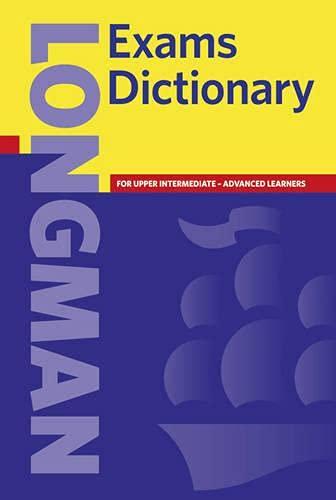 9781405818605: Longman Exams Dictionary (paper)