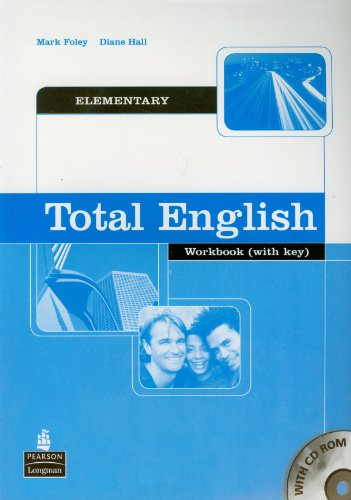9781405820080: Total English Elementary Workbook and CD-Rom Pack (Total English)