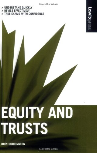 9781405821926: Law Express: Equity&Trusts 1st edition
