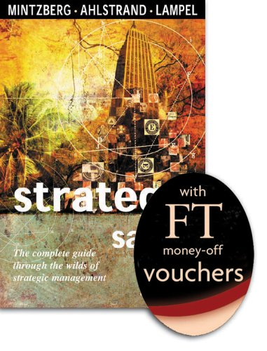 9781405822046: Strategy Safari: AND FT Voucher: A Guided Tour Through the Wilds of Strategic Management