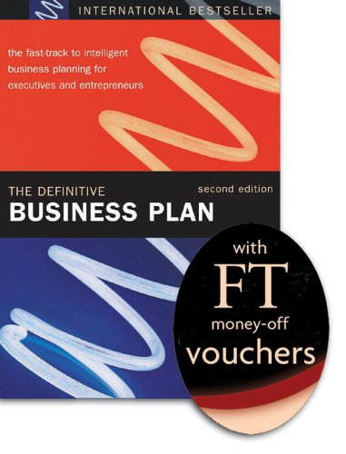The Definitive Business Plan: The Fast-track to: Stutely, Richard