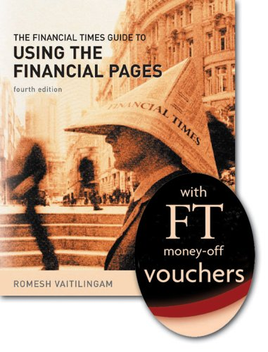"The "" Financial Times "" Guide to: Vaitilingam, Romesh"