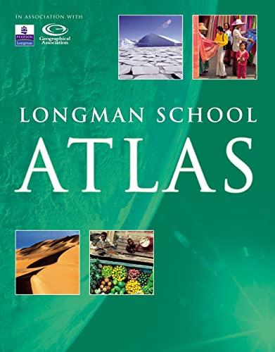 9781405822640: Longman School Atlas