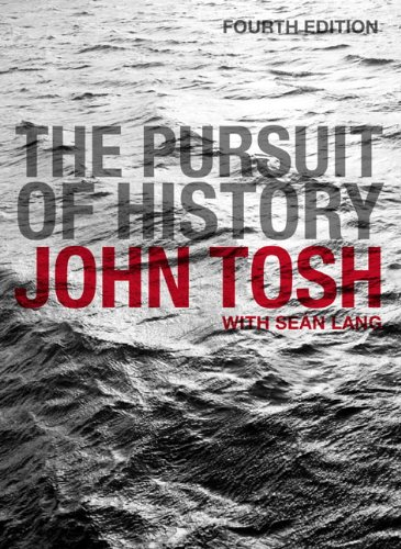9781405823517: The Pursuit of History (4th Edition)