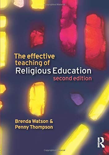 9781405824101: The Effective Teaching of Religious Education (Effective Teacher S)