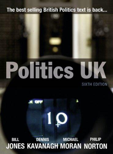 9781405824118: Politics UK