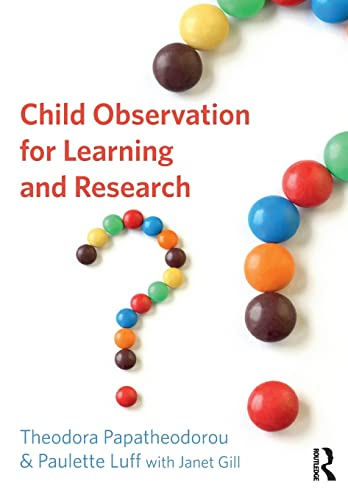 9781405824675: Child Observation for Learning and Research