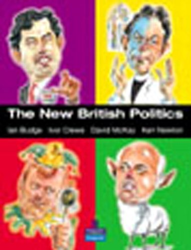 The New British Politics 2005 Election Update Pack (3rd Edition) (1405825332) by Ian Budge; Ivor Crewe; David McKay; Kenneth Newton