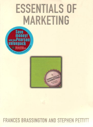 Essentials of Marketing: WITH Onekey Coursecompass Access Card AND Marketing Plan Pro 6.0: ...