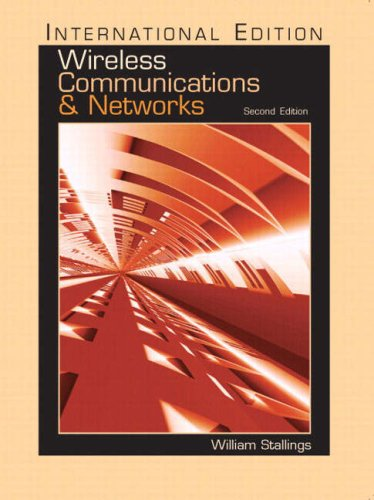 9781405825467: Valuepack: Wireless Communications & Networks:(Inetrnational Edition) with Computer Networks (International Edition)