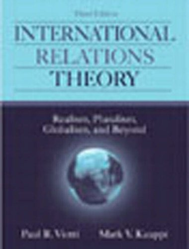 9781405825580: International Relations Theory: AND Introduction to International Relations, Perspectives and Themes: Realism, Pluralism, Globalism, and Beyond