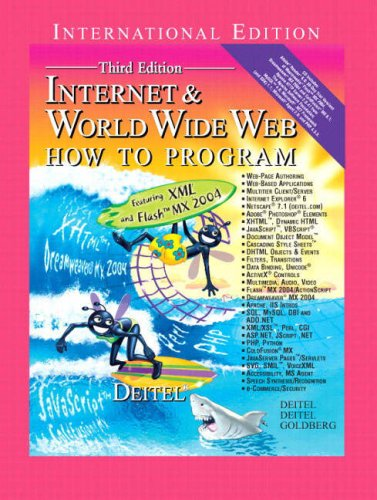 9781405825719: Internet and World Wide Web How to Program: AND Small Java How to Program