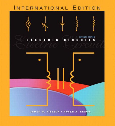 9781405826143: Electric Circuits: w/PSpice WITH Physics for Scientists and Engineers A Strategic Approach with Modern Physics (chs 1-42) w/Mastering Physics ... Engineering Mathematics (3rd Revised Edition)