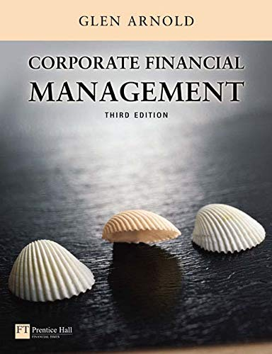 9781405826204: Corporate Financial Management: AND Financial Accounting and Reporting (10th Revised Edition)
