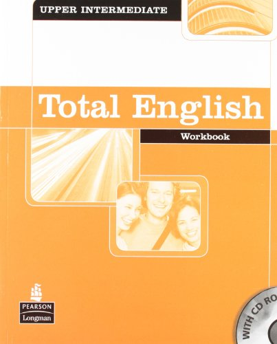 9781405826938: Total english. Upper intermediate. Workbook. Per le Scuole superiori. Con CD-ROM: Workbook Without Key and CD-ROM Pack