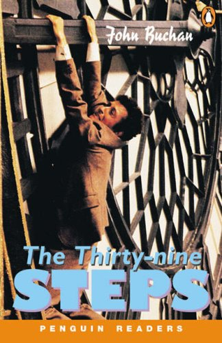9781405827485: The Thirty Nine Steps Book/CD Pack: Level 3 (Penguin Readers (Graded Readers))