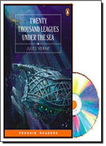 9781405827492: 20,000 Leagues Under the Sea (Penguin Longman Penguin Readers)