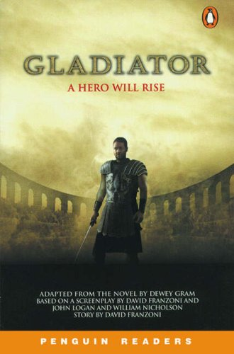 "9781405827508: ""Gladiator"" (Penguin Readers (Graded Readers))"