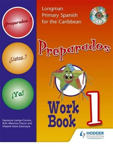 9781405827799: Preparados Listos Ya! (Primary Spanish) Workbook 1