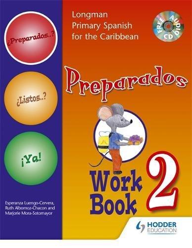 9781405827805: Preparados Listos Ya! (Primary Spanish) Workbook 2