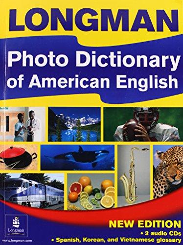 Longman Photo Dictionary of American English: Pearson Education
