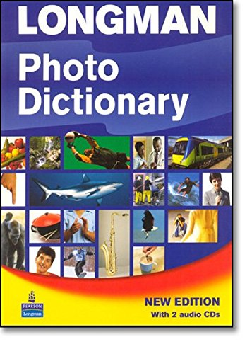 9781405827980: Longman Photo Dictionary Monolingual Paper and Audio CD Pack