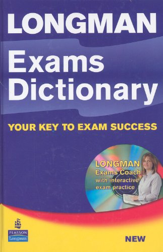9781405829502: Longman Exams Dictionary: Cased and CD Rom Pack