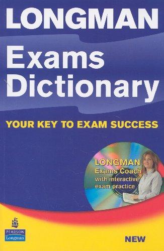9781405829519: Longman exams dictionary. Con CD-ROM