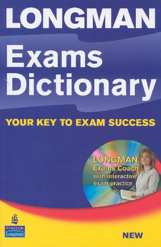 9781405829519: Longman Exams Dictionary Paper and CD ROM Pack (L Exams Dictionary)