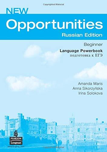 9781405831048: Opportunities Russia Beginner Language Powerbook (Opportunities)
