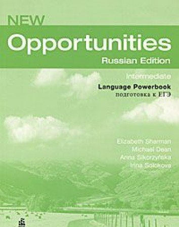 9781405831147: Opportunities Russia Intermediate Language Powerbook (Opportunities)