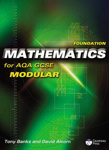 9781405831383: Foundation Mathematics for AQA GCSE (Modular)