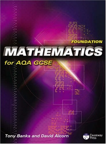 9781405831390: Foundation Mathematics for AQA GCSE: Linear