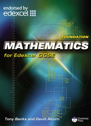 9781405831406: Foundation Mathematics for Edexcel GCSE