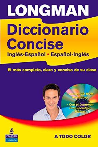9781405831505: Longman Diccionario Concise Cased and CD-ROM (Spain Concise)