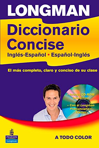 9781405831505: Longman Diccionario Concise (Spain Concise) (English and Spanish Edition)