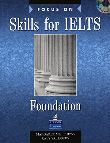 9781405831642: Focus on Skills for IELTS Foundation