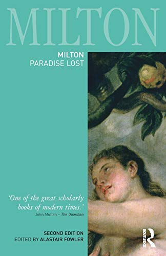 9781405832786: Milton: Paradise Lost (Longman Annotated English Poets)