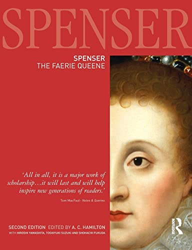 Spenser: The Faerie Queene (re-issue) (2nd Edition): A.C. Hamilton; Hiroshi