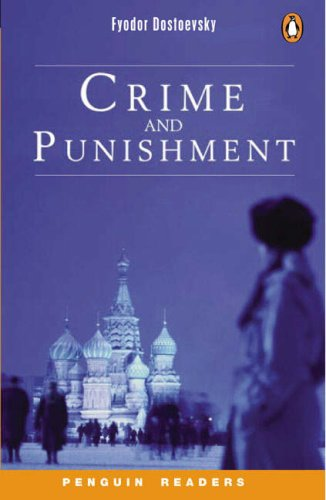 9781405833486: Crime and Punishment: Level 6 (Penguin Readers (Graded Readers))
