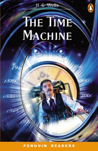 The Time Machine (Penguin Readers (Graded Readers)): Maule, David