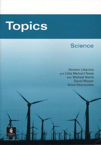 9781405834018: Topics Science