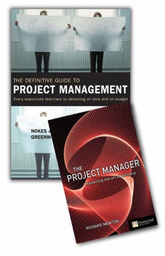 9781405835206: Definitive Guide to Project Management: AND The Project Manager