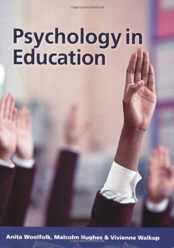 9781405835411: Psychology in Education