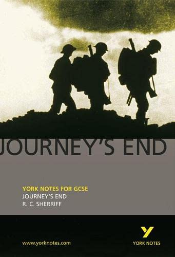 9781405835626: Journey's End (York Notes)
